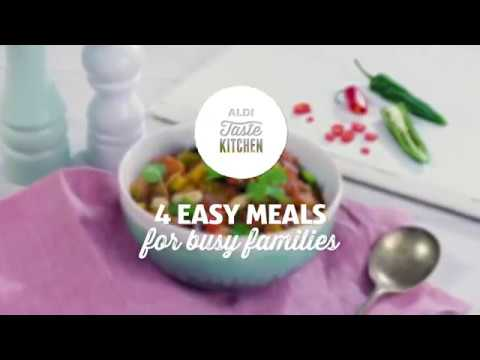 Introducing Aldi's Slow Cooker Chilli