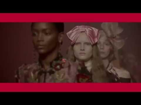 Gucci Women's Spring Summer 2017 Fashion Show