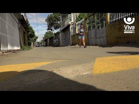 Invierten C$6 millones en reconstrucción de calles del barrio Rieles de Abajo
