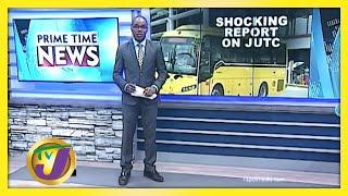Damning AG Report on JUTC: TVJ News - July 29 2020