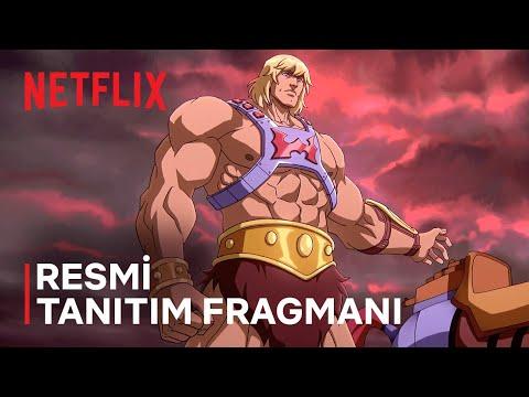 Kâinatın Hâkimleri: Keşif 1. Kısım   Resmi Fragman   Netflix