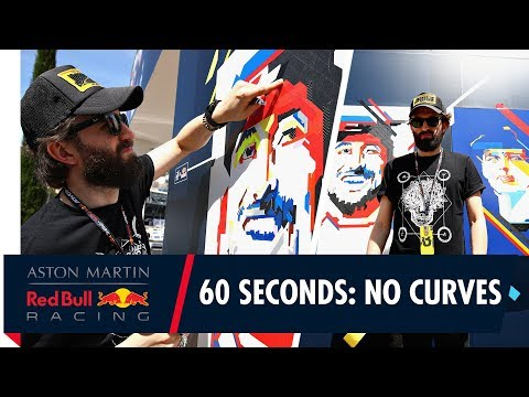 60 Seconds with No Curves!   Razor sharp skils at the Monaco Grand Prix