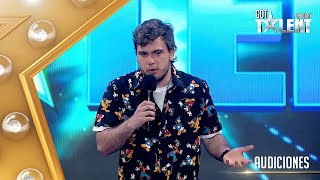 ¡Cobraron vida! FEDERICO imitó a personajes famosos | Audiciones 11 | Got Talent Uruguay