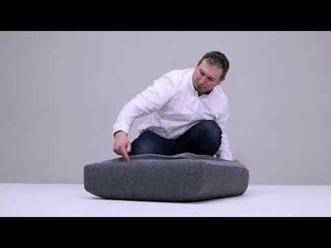 Sådan samler du din VIMLE 3-pers. sofa med chaiselong