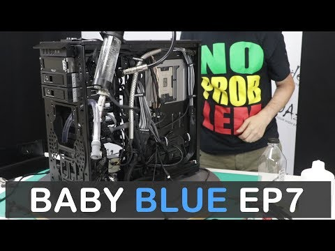 Final configuration changes - Baby Blue Build Ep 7