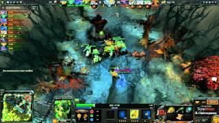 Na'Vi vs Virtus.Pro Game 3 - Megafon Battle Arena - @TobiwanDota & Clairvoyance