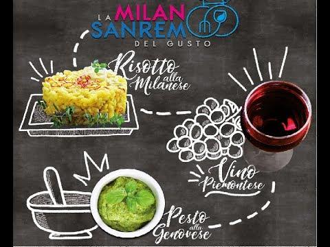 La Milano Sanremo del Gusto