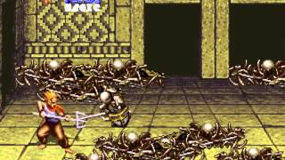 Golden Axe: The Revenge of Death Adder (arcade)
