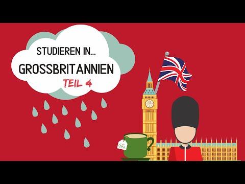 Studieren in Großbritannien (Teil 4): Unterschiede & Studentenleben