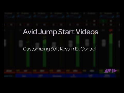 Avid Jump Start Video - Customizing Soft Keys in EuControl