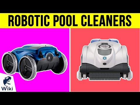 10 Best Robotic Pool Cleaners 2019 Dr Kotb