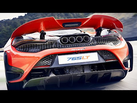 The New 2021 McLaren 765LT is a Real Demon!!!