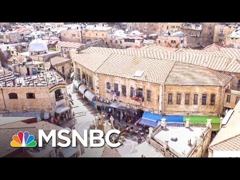 connectYoutube - Unrest Continues In Wake Of President Donald Trump's Jerusalem Decision | AM Joy | MSNBC