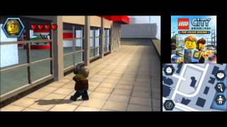 LEGO City Undercover (3DS): The Chase Begins 100% Guide - Cherry Tree Hills - All Collectibles