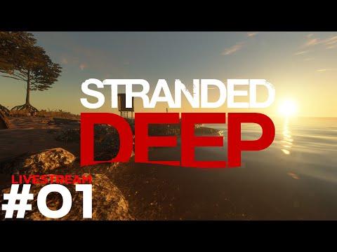 🔴-[Live]-Stranded-deep-EP1-ติด