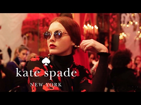 brit + co presents: the inspiration behind the fall 2017 collection | kate spade new york