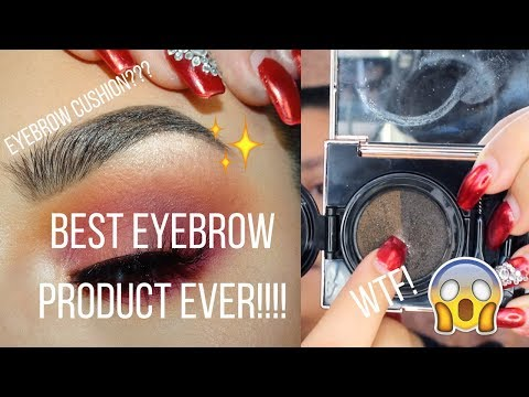 connectYoutube - Updated Brow Routine using ICONIC LONDON EYEBROW CUSHION | Celina Pereira