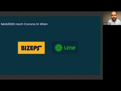 Mobilität nach Corona in Wien – Webinar von BIZEPS und Lime