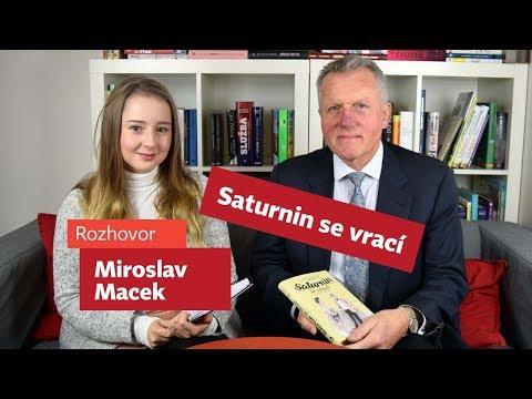 Saturnin se vrací: Rozhovor s Miroslavem Mackem