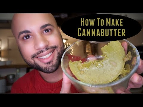 How To Make Cannabutter