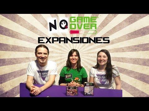 No Game Over ¡Jugamos a las expansiones con Valle! - Yo Tenía Un Juego De Mesa TV #32