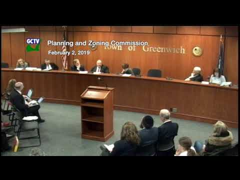 Planning & Zoning Commission, Feb. 21, 2019