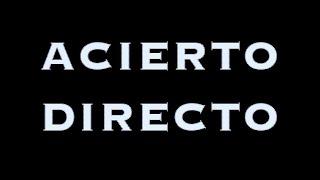 ACIERTO DIRECTO DE MIGUEL SALAZAR