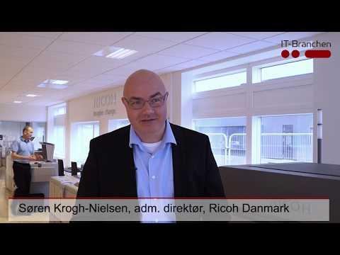 Søren, Krogh Nielsen, adm. direktør, Ricoh Danmark - Derfor er vi medlem af IT-Branchen