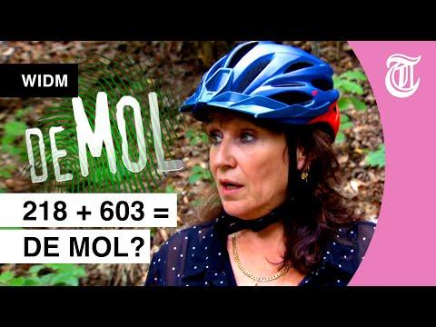 Rekensom verklapt Renée als Mol?! - WIE IS DE MOL? 2021 #09