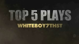 Call of Duty: Advanced Warfare Top 5 Plays #7 (COD AW Top 5 Plays)
