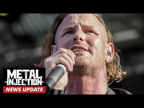 Corey Taylor Slams Young Modern Rock Bands | Breaking News | Metal Injection