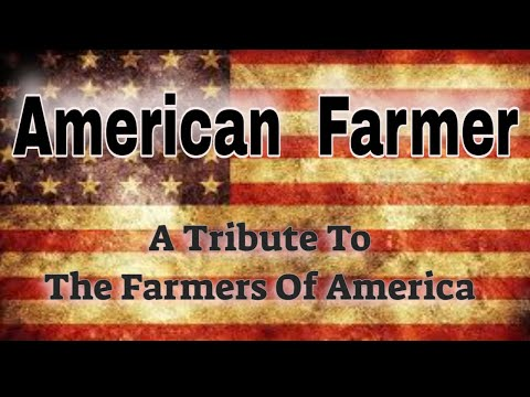 🚜 AMERICAN FARMER (𝘋𝘰𝘪𝘯𝘨 𝘞𝘩𝘢𝘵 𝘐 𝘗𝘭𝘦𝘢𝘴𝘦) 🚜  A Tribute To The Farmers of America 💪