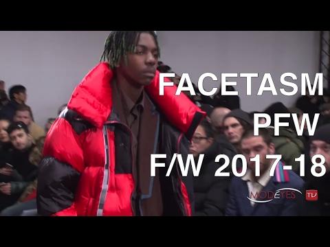 FACETASM | MEN FALL WINTER 2017-2018 | FASHION SHOW
