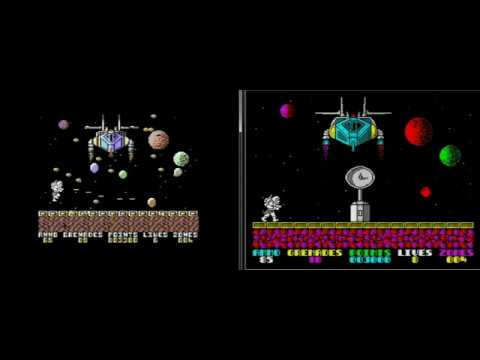 Exolon - C64 #1 (Vice)