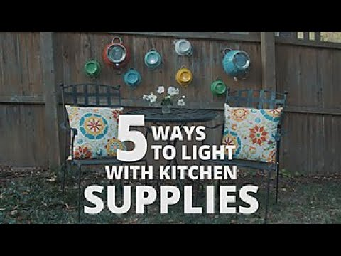 Kitchen Utensil Light Fixtures - DIY Network