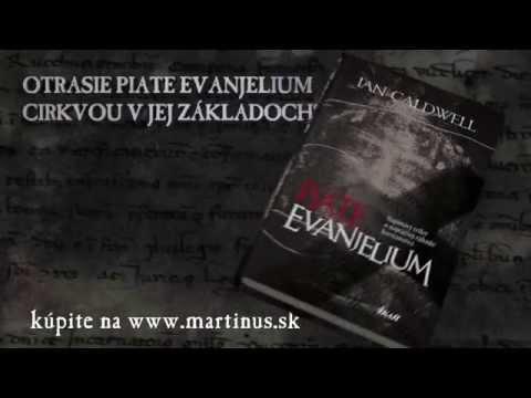 Knižný trailer ku knihe Piate evanjelium (Ian Caldwell)