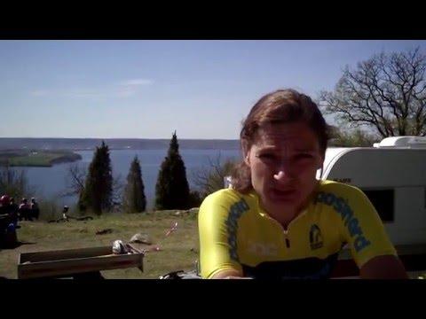 Åsa Erlandsson om ett hemma-EM