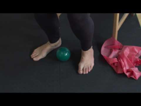 Fodøvelse nr. 8 : Styrk din svangbue