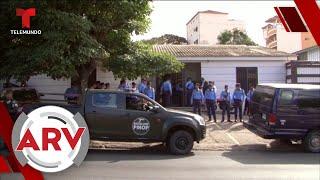 Arrestan en Honduras a 4 iraníes que querían entrar ilegalmente a EEUU   Al Rojo Vivo   Telemundo
