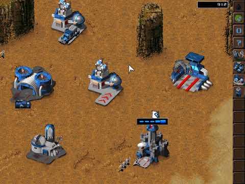 KKND: Krush Kill 'N Destroy (Survivors: Mission 8) (Beam Software) (MS-DOS) [1997] [PC Longplay]