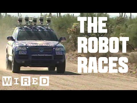 connectYoutube - The Races That Jump-Started the Self-Driving Car | WIRED