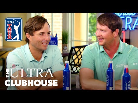Kevin Kisner and Hudson Swafford in The ULTRA Clubhouse: Episode 3