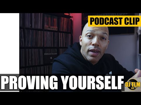 Proving yourself as a DJ - Share The Knowledge podcast clip