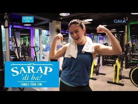 Sarap, 'Di Ba?: Legaspi twins' 18th birthday preparations | Episode 13