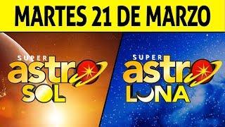 Resultado de ASTRO SOL y ASTRO LUNA del Martes 24 de Marzo de 2020 | SUPER ASTRO ????????????