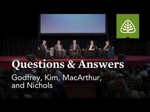 Godfrey, Kim, Nichols, and MacArthur: Questions & Answers