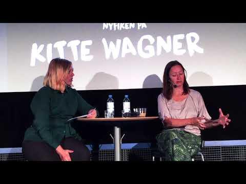 Kitte Wagner gästar Nördsalongen