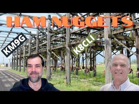Ham Nuggets Live! w/Leland Hite, K8CLI - VOA Museum Tour