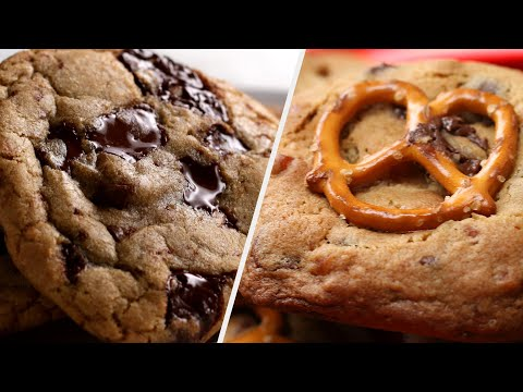 5 Cookies Recipes To Brighten Up Your Day ? Tasty Recipes