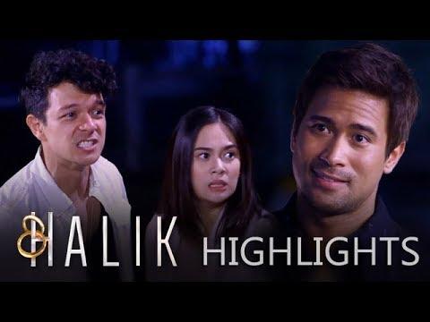 Ace provokes Lino | Halik